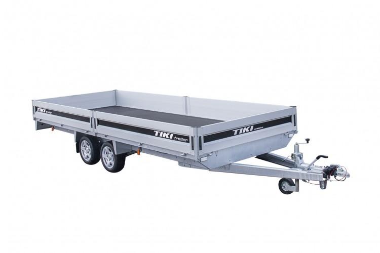 CP600-DRB/DROP/3500kg [Attēli ir informatīvi un piekabes komplektācijā var būt iekļauts papildu aprīkojums]